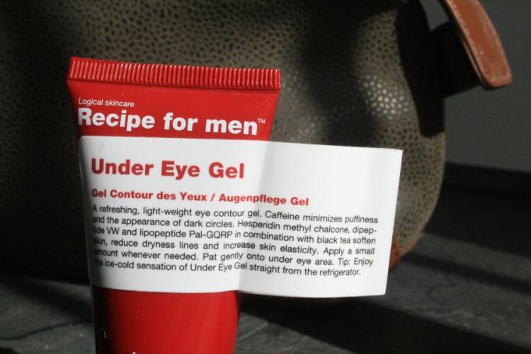 recension ögonkräm för män