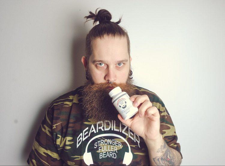 recension beardilizer hair complex