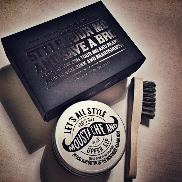 movember style your mo kit recension
