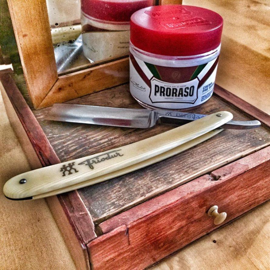 recension proraso förbereda huden för rakning