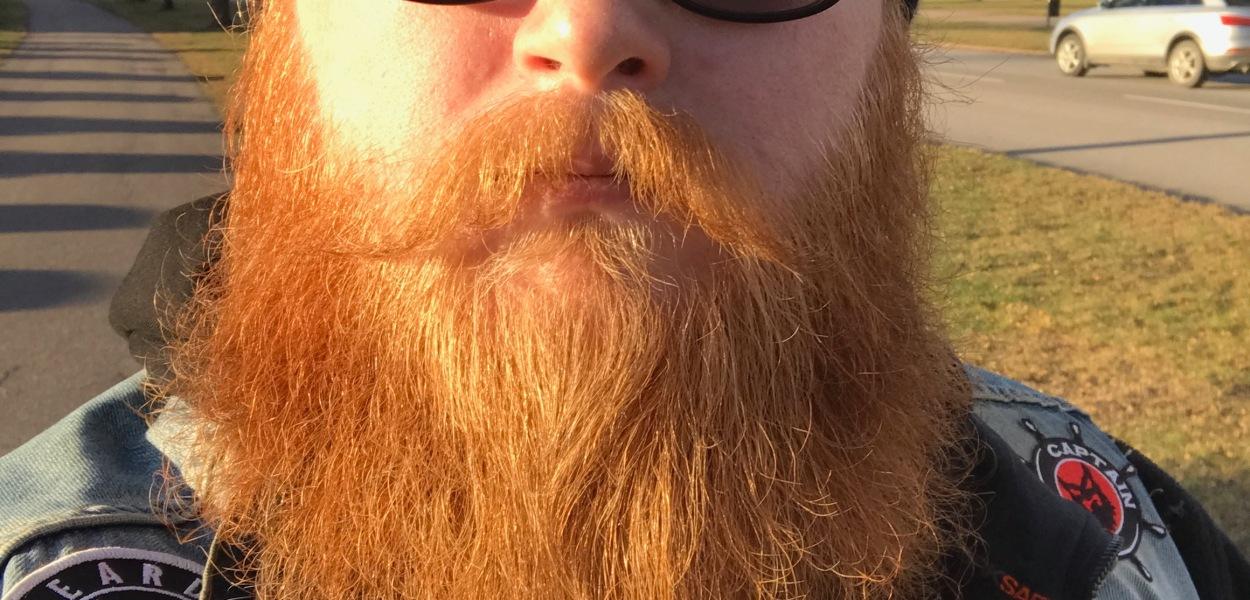 recension skäggvax