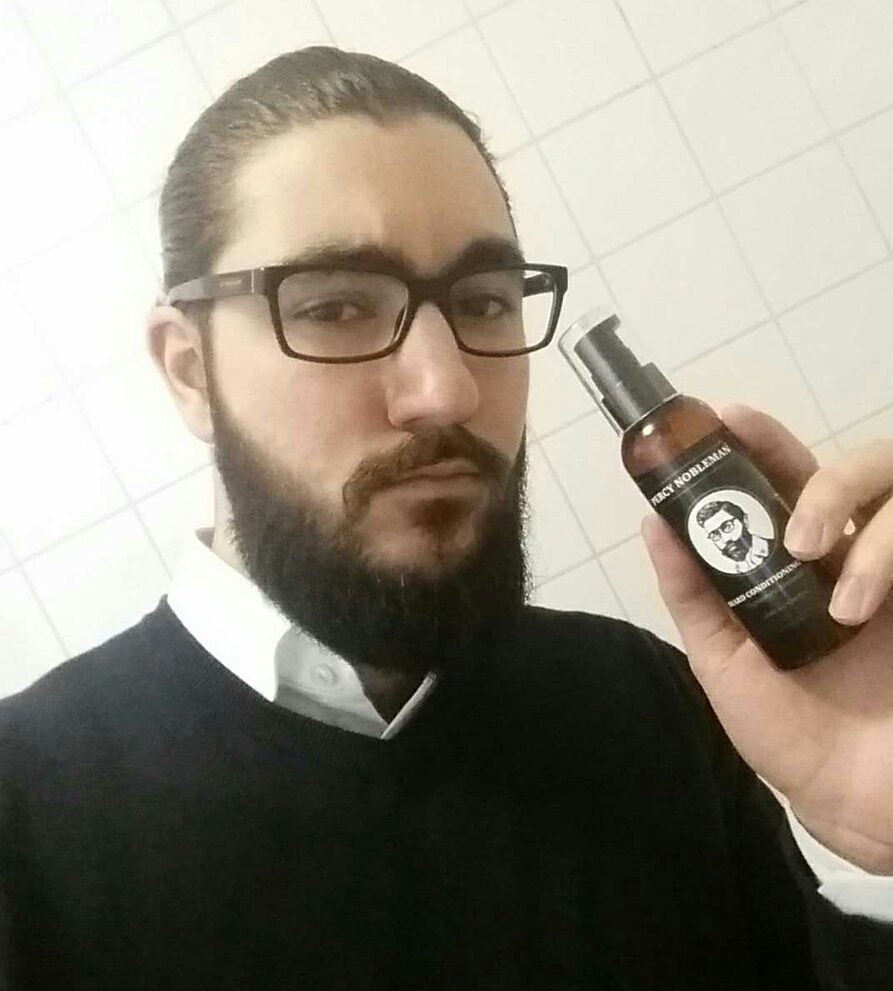 bäst i test beard oil
