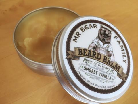 recension beard balm