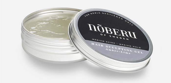 Nõberu of Sweden Hair Sculpting Gel