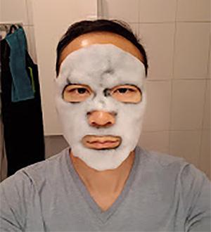recension djuprengörande ansiktsmask