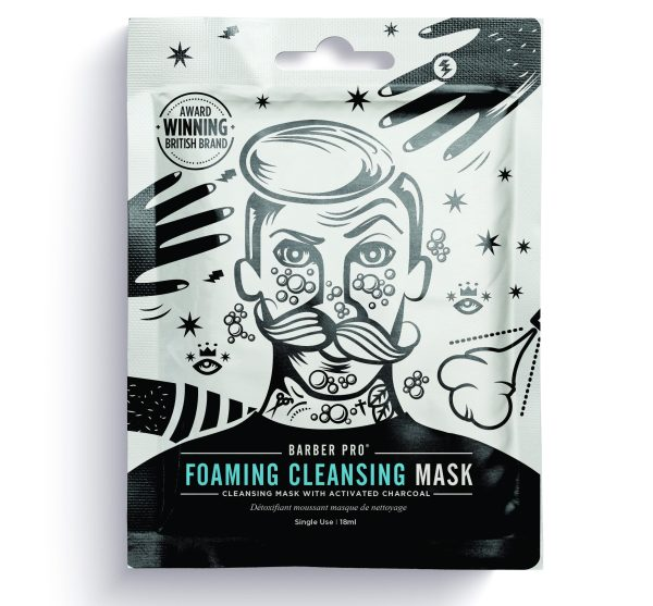 recension ansiktsmask barber pro