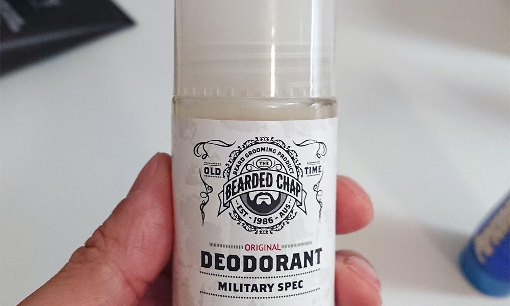 recension deodorant