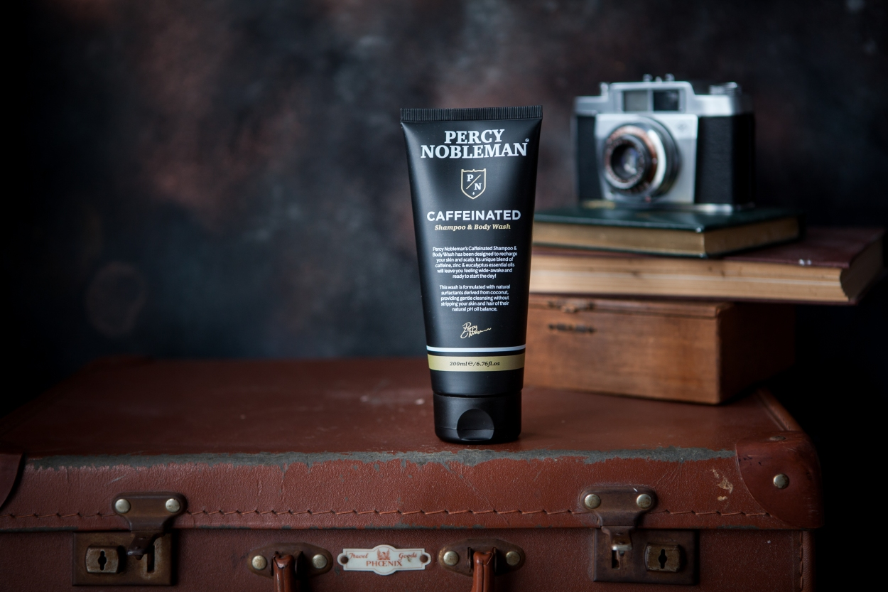 percy nobleman shower gel