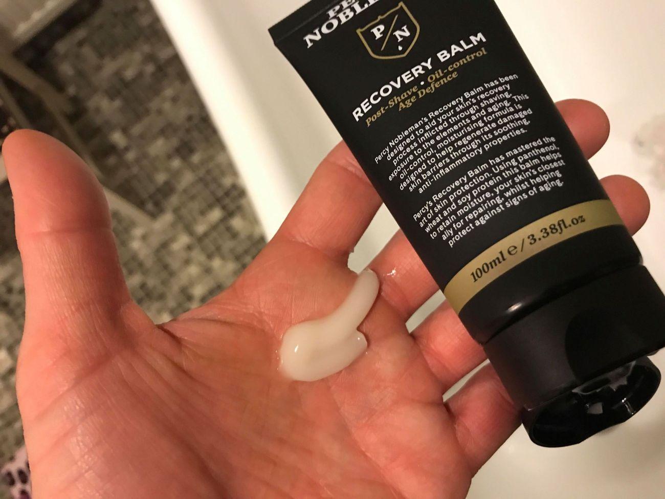 recension after shave balm