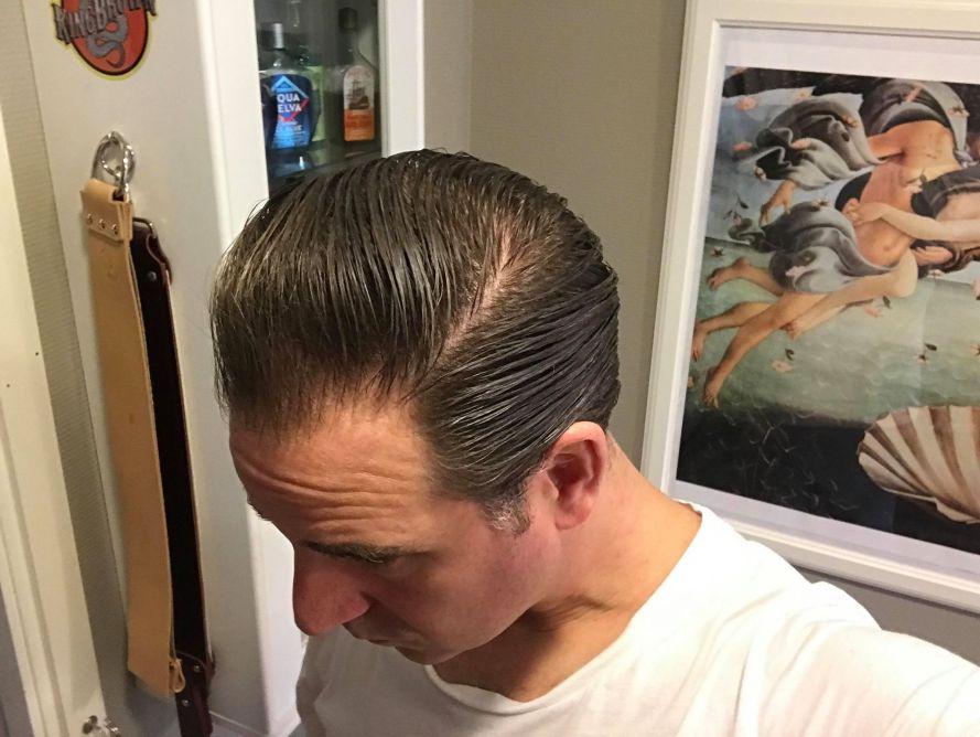 recension naturlig hårstyling från mr bear family