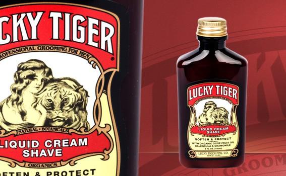 rakkräm lucky tiger
