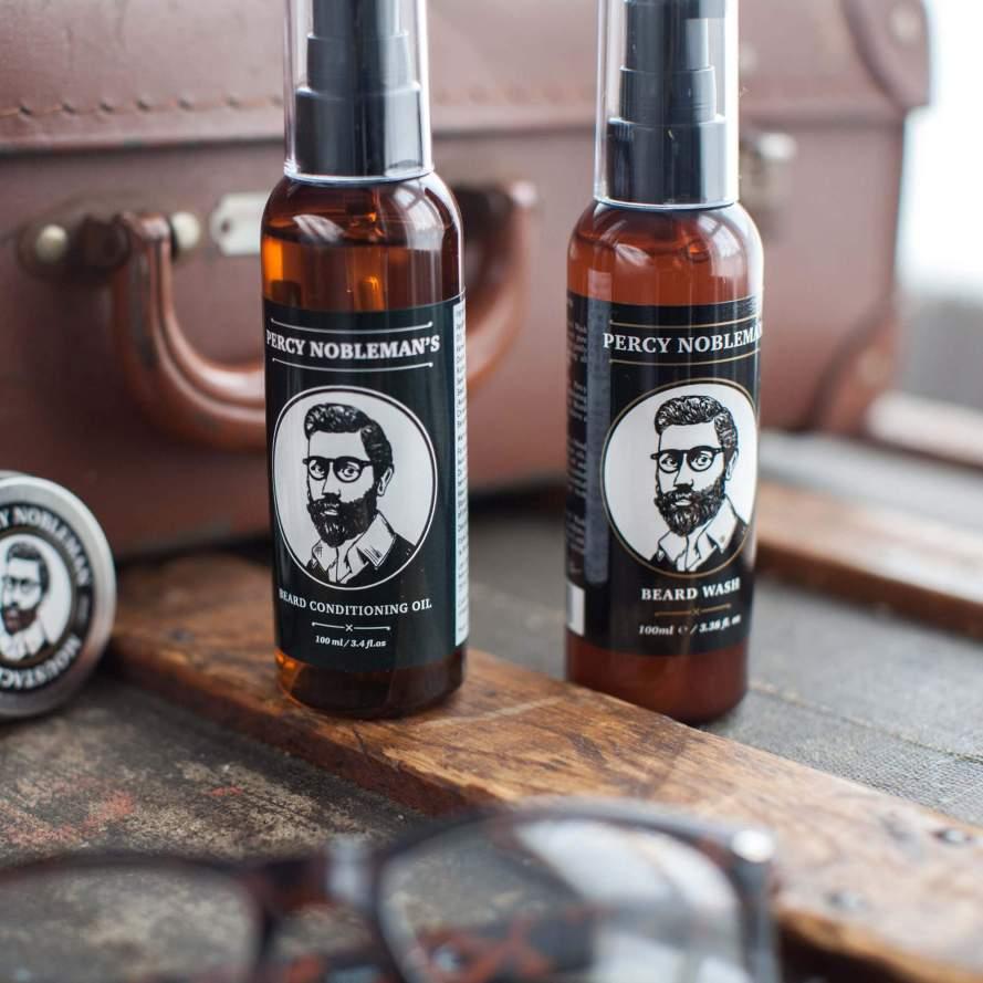 review beard shampoo